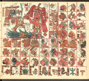 Aubin Tonalamatl from Loubat 1901