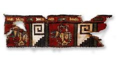 Huaca Malena Textile Fragment © Instituto Nacional de Cultura Heading