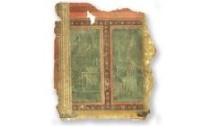 Fresco Returned from Pompeii