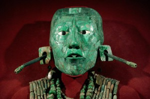 Pakal Mask Source Unknown