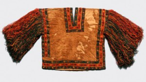 Paracas Tunic now in Sweden and subject to a repatriation request