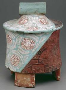 Rio Azul Vase (1984.12.A) The Detroit Institute of Arts