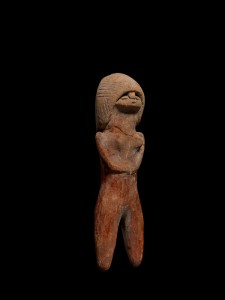 Valdivia Figurine in the National Museum of the American Indian