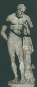 Weary Herakles Photo AP