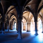 Glasgow Cloisters by