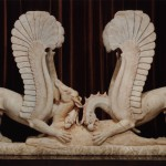 The Sculture in Robin Symes' gallery (from the Symes archive)