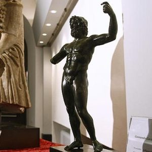 Lysippan Zeus