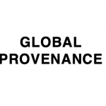 Global Provenance written on white background